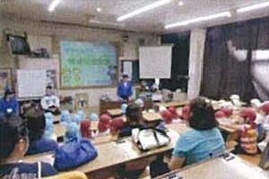 各種講習・交通安全教室